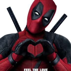 Deadpool is listed (or ranked) 3 on the list The Best R-Rated Movies That Blew Up At The Box Office
