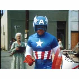 Captain America II: Death Too Soon