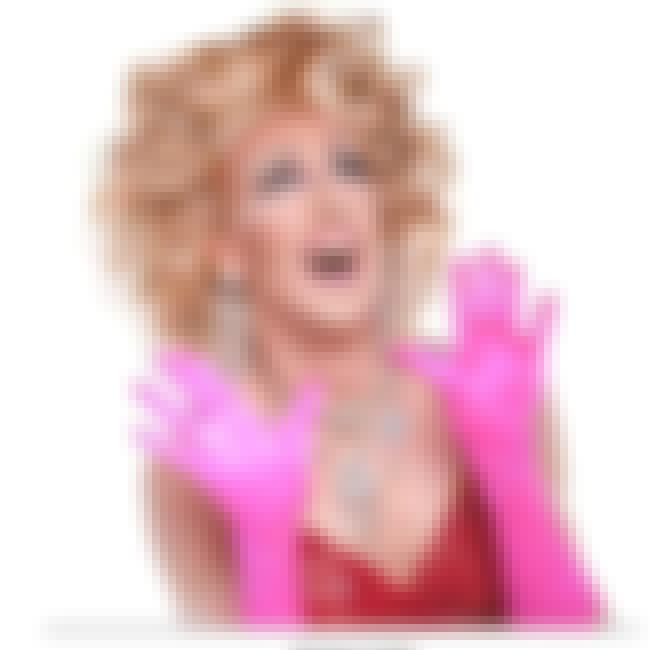 Pollyfilla is listed (or ranked) 13 on the list Famous Female Drag Queens