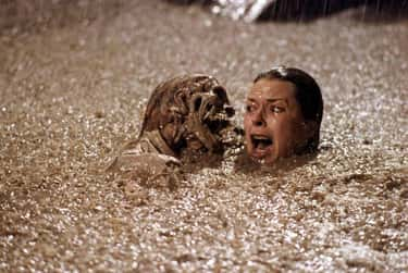 Poltergeist is listed (or ranked) 1 on the list 11 Movies That Used Real Skeletons And Bodies For Bone-Chilling Dramatic Effect