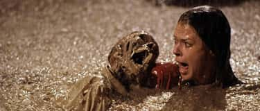 Poltergeist is listed (or ranked) 2 on the list 15 Pretty Good Horror Movies Where No One Dies