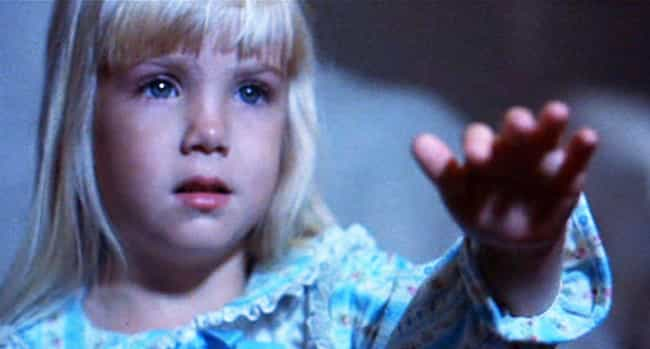 Poltergeist is listed (or ranked) 3 on the list The Most Infamous Cursed Movies Of All Time