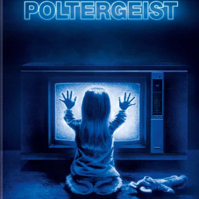 Poltergeist is listed (or ranked) 1 on the list Odd And Creepy Things In The Backgrounds of Movies You've Never Noticed