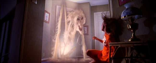 Poltergeist is listed (or ranked) 2 on the list Scary Movies You Saw As A Kid That Still Terrify You As An Adult