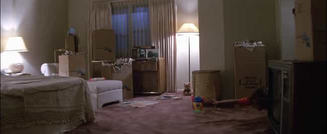 Poltergeist is listed (or ranked) 2 on the list Details Most People Didn't Notice In The Background Of Horror Movies, Ranked
