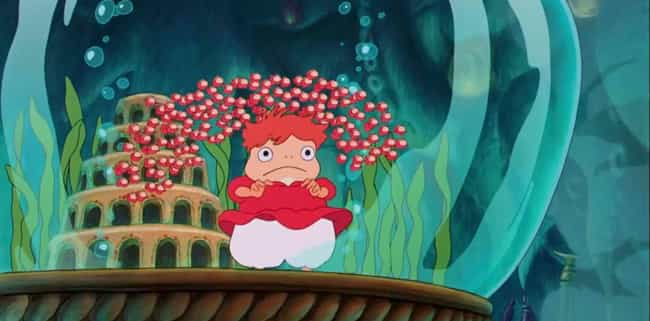 Ponyo is listed (or ranked) 2 on the list The 13 Best Anime Like My Neighbor Totoro