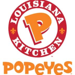 Popeyes Louisiana Kitchen is listed (or ranked) 7 on the list The Best Fast Food Chains