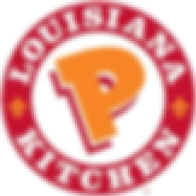 Popeyes Louisiana Kitchen is listed (or ranked) 5 on the list The Top Fast Food Brands