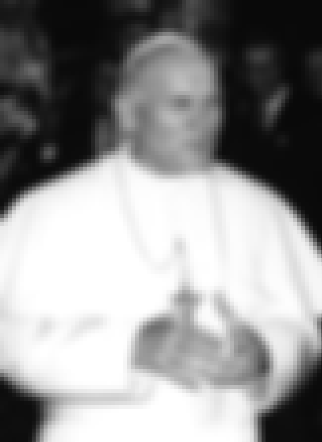 Pope John Paul II is listed (or ranked) 3 on the list Famous People Who Survived Near-Fatal Gunshot Wounds