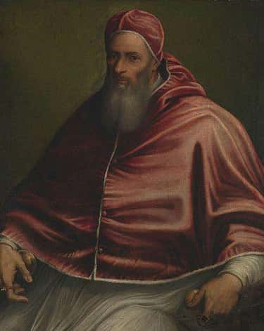 Pope Julius III Named His Lover A Cardinal
