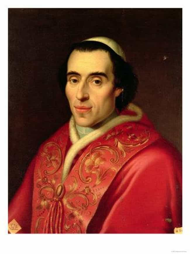 Pope Pius VII is listed (or ranked) 4 on the list Who Wore It Best? Pope Robes Edition