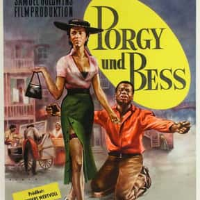 Porgy and Bess is listed (or ranked) 4 on the list The Best Black Musical Movies