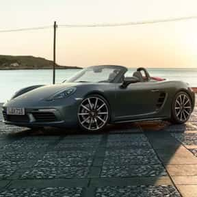 Porsche 718 Boxster is listed (or ranked) 2 on the list The Best Cars of 2019