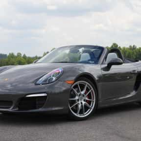 Porsche Boxster is listed (or ranked) 21 on the list The Fastest Used Sports Cars under 20k