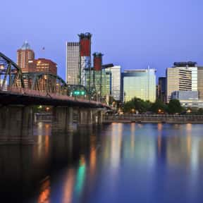 Portland is listed (or ranked) 6 on the list The Best US Cities for Nature Lovers