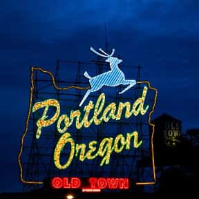 Portland is listed (or ranked) 22 on the list The Best Gay Travel Destinations