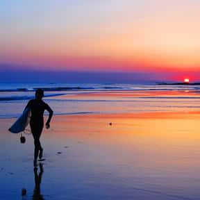 Portugal is listed (or ranked) 3 on the list The Best Countries for Surfing