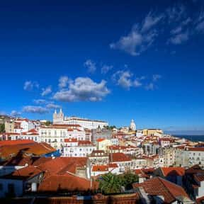 Portugal is listed (or ranked) 4 on the list The Best Countries to Backpack