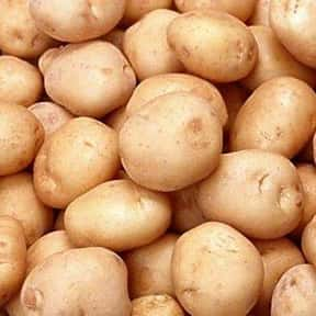 Potatoes is listed (or ranked) 22 on the list The Most Delicious Foods in the World