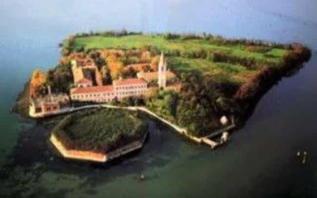 Poveglia is listed (or ranked) 4 on the list The Scariest Real Places on Planet Earth