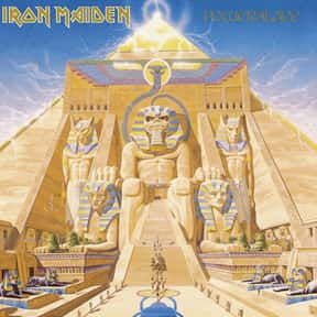 Powerslave is listed (or ranked) 7 on the list The Top Metal Albums of All Time