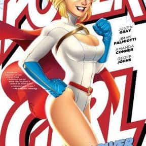 Power Girl is listed (or ranked) 14 on the list Stunning Female Comic Book Characters, Ranked