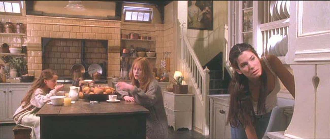 A Bewitching Breakfast Nook In is listed (or ranked) 4 on the list The Best Movie Kitchens Of All Time