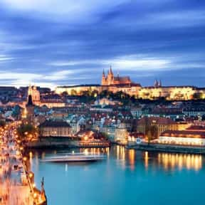 Prague is listed (or ranked) 19 on the list Best Couples Vacation Destinations & Anniversary Trips