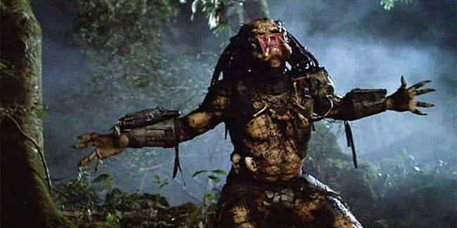 Predator is listed (or ranked) 3 on the list The 17 Scariest Aliens In Film
