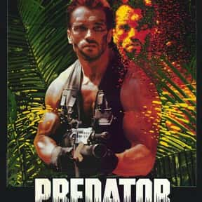 Predator is listed (or ranked) 2 on the list The Best Alien Movies Ever Made