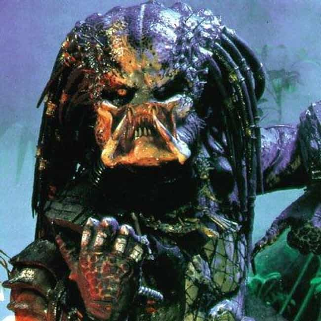 Predator is listed (or ranked) 8 on the list The Best Movies That Were Originally Panned by Critics