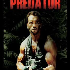 Predator is listed (or ranked) 12 on the list The Best Science Fiction Action Movies