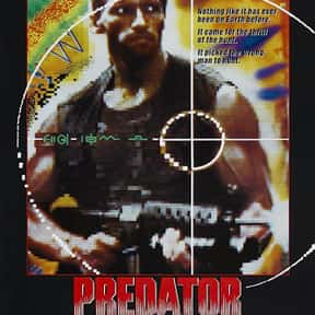 Predator is listed (or ranked) 3 on the list The Best Action Movies of the 1980s