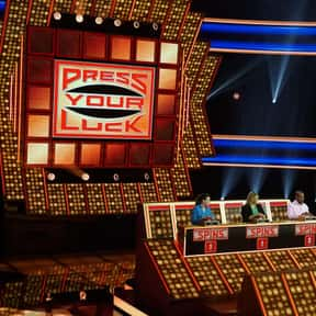 Press Your Luck is listed (or ranked) 9 on the list The Best Game Shows of the 1990s