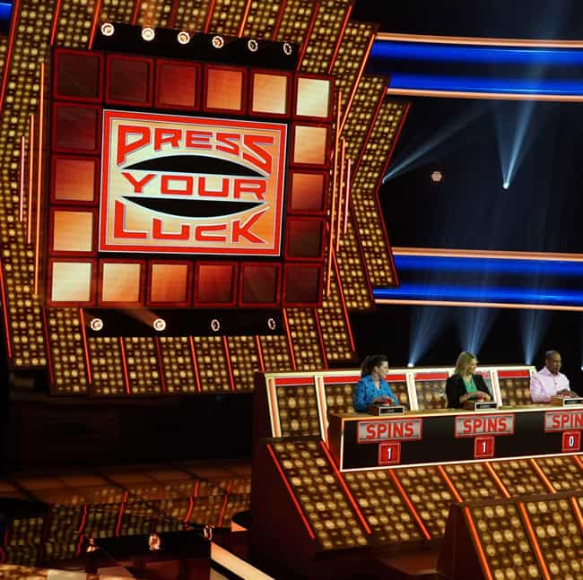 Press Your Luck is listed (or ranked) 2 on the list The Most Anticipated New ABC Shows of 2019