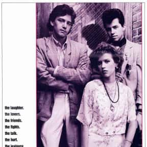 Pretty in Pink is listed (or ranked) 25 on the list The Best Comedy-Drama Movies