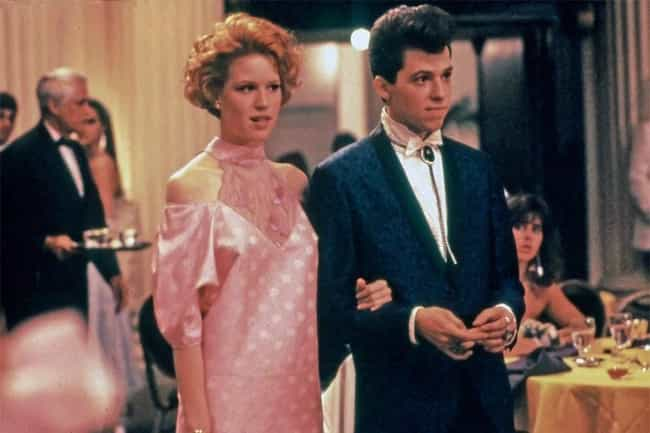 Pretty in Pink is listed (or ranked) 3 on the list The Most Memorable Prom Dresses In Movies