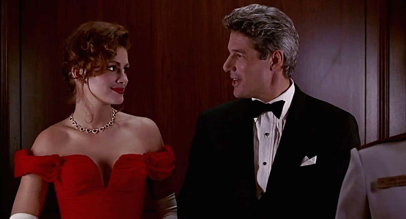 The Ruby Necklace From 'Pretty Woman'