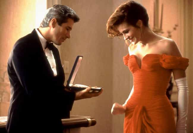 Pretty Woman is listed (or ranked) 2 on the list Deleted Scenes That Would've Changed the Whole Movie