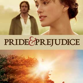 Pride & Prejudice is listed (or ranked) 1 on the list The Best Romance Drama Movies