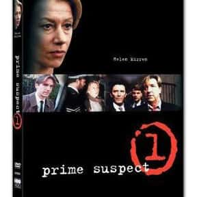 Prime Suspect is listed (or ranked) 2 on the list The Best Helen Mirren Movies