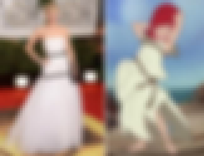 Ariel is listed (or ranked) 2 on the list Jennifer Lawrence's Dress Inspires 'Lawrencing' Meme