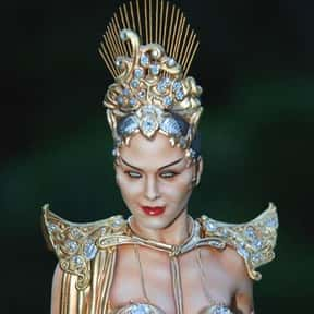 Princess Aura is listed (or ranked) 5 on the list List of Flash Gordon Characters