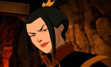 Azula is listed (or ranked) 2 on the list The 19 Greatest Female Characters In 'Avatar: The Last Airbender'