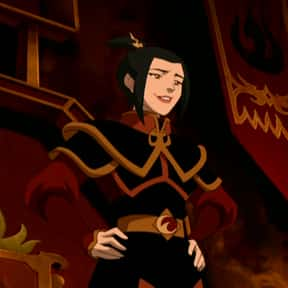 Azula is listed (or ranked) 22 on the list The Greatest Female Villains