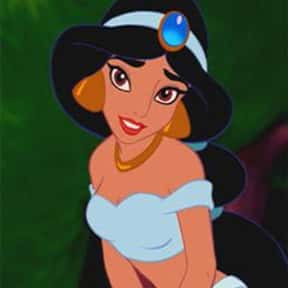 Jasmine is listed (or ranked) 3 on the list The Best Disney Princesses