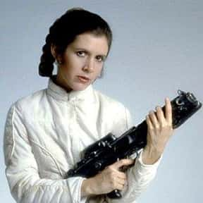 Leia Organa is listed (or ranked) 9 on the list Vader to Binks: Best to Worst Star Wars Characters