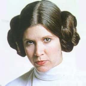 Leia Organa is listed (or ranked) 10 on the list The Best Movie Characters Of All Time