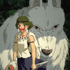 Princess Mononoke is listed (or ranked) 11 on the list The Best Anime to Watch While You're Stoned