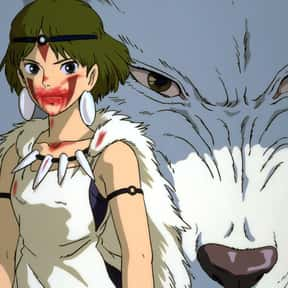 Princess Mononoke is listed (or ranked) 19 on the list The Greatest Movies in World Cinema History